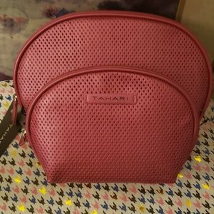 2 Pc.Travel Make-Up Bag (NWT) Beautiful